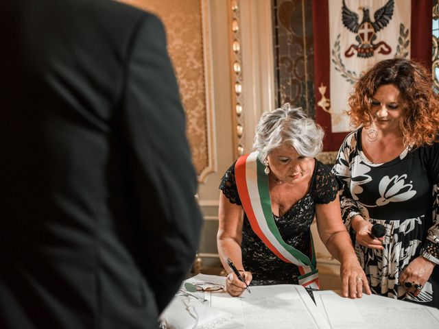 Il matrimonio di Chiara e Fabio a Noto, Siracusa 28