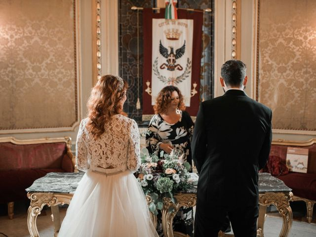 Il matrimonio di Chiara e Fabio a Noto, Siracusa 29
