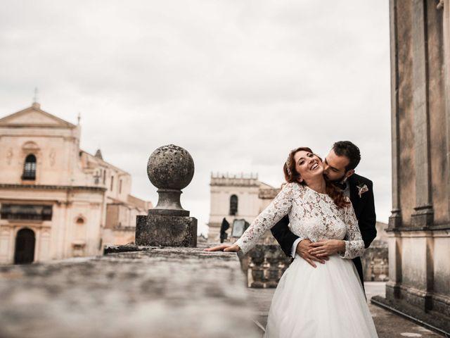 Il matrimonio di Chiara e Fabio a Noto, Siracusa 31