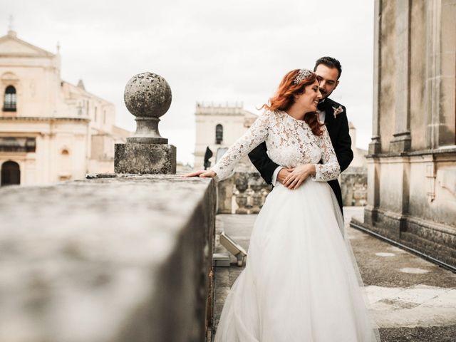 Il matrimonio di Chiara e Fabio a Noto, Siracusa 32