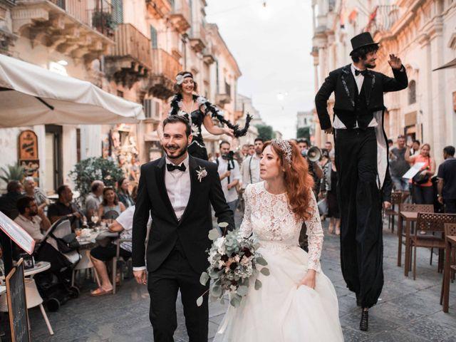 Il matrimonio di Chiara e Fabio a Noto, Siracusa 33