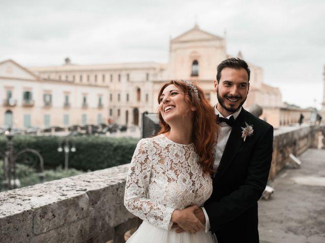 Il matrimonio di Chiara e Fabio a Noto, Siracusa 37