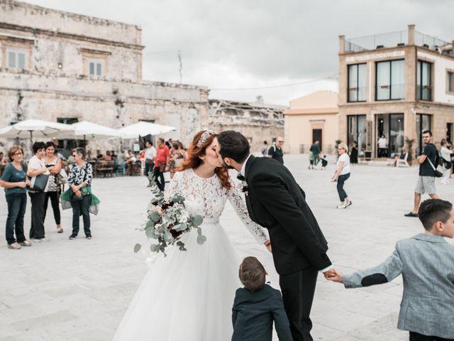 Il matrimonio di Chiara e Fabio a Noto, Siracusa 38