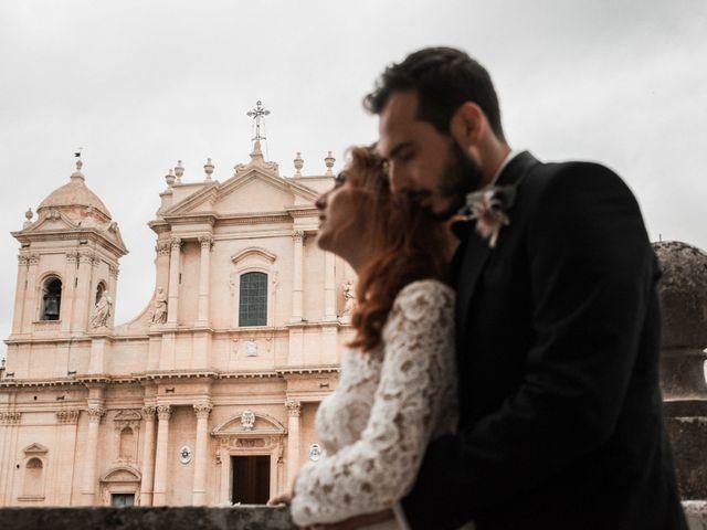 Il matrimonio di Chiara e Fabio a Noto, Siracusa 39