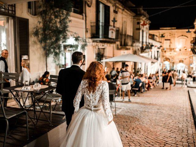 Il matrimonio di Chiara e Fabio a Noto, Siracusa 42