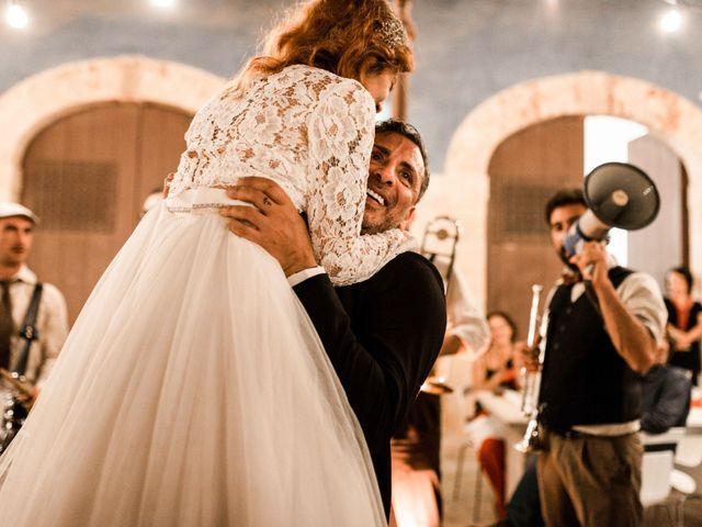Il matrimonio di Chiara e Fabio a Noto, Siracusa 49