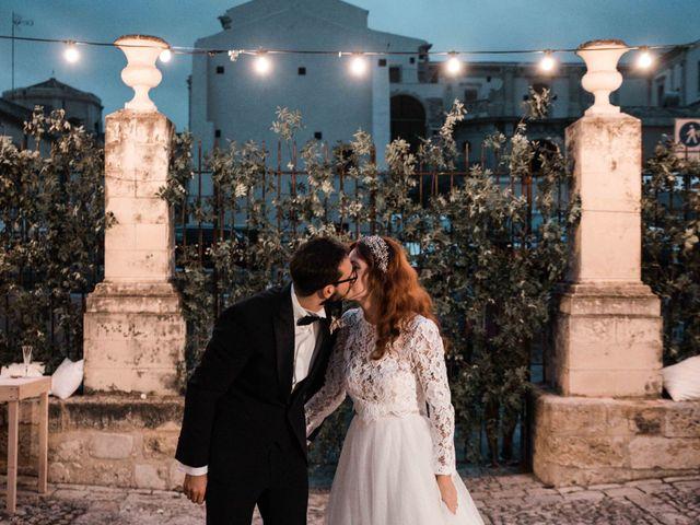 Il matrimonio di Chiara e Fabio a Noto, Siracusa 64