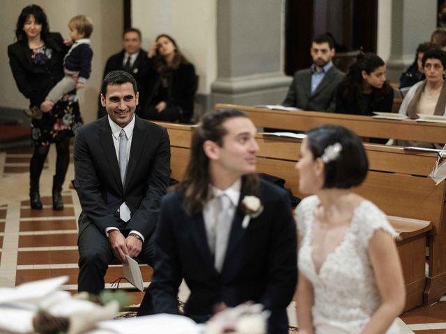 Il matrimonio di Francesco e Laura a Firenze, Firenze 9