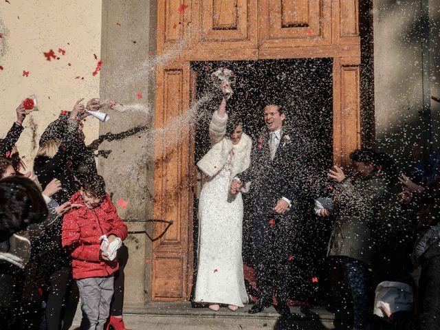 Il matrimonio di Francesco e Laura a Firenze, Firenze 1