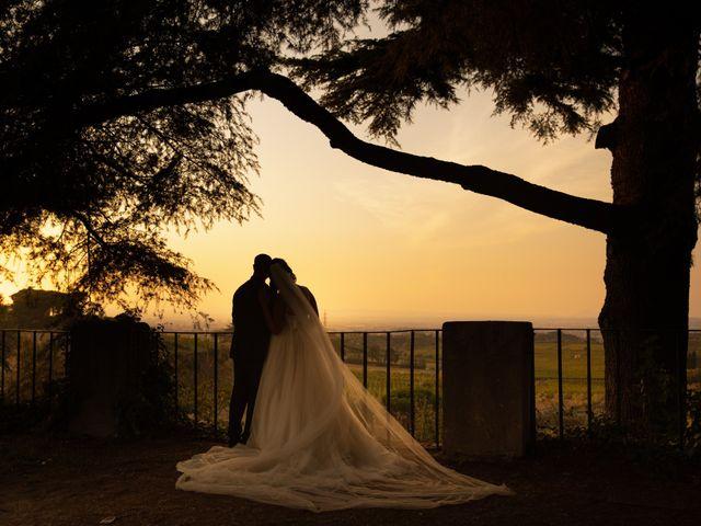 Il matrimonio di Simone e Giulia a Frascati, Roma 4