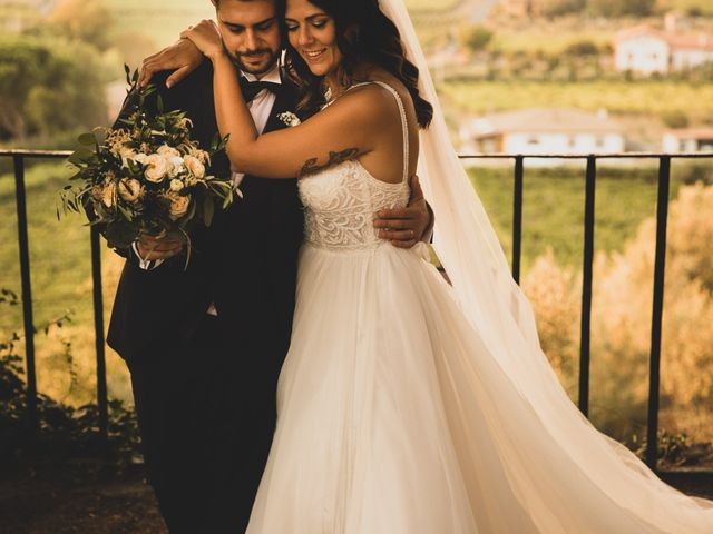Il matrimonio di Simone e Giulia a Frascati, Roma 6