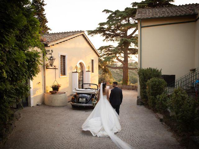 Il matrimonio di Simone e Giulia a Frascati, Roma 7