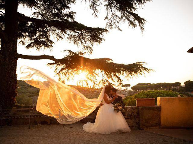 Il matrimonio di Simone e Giulia a Frascati, Roma 9