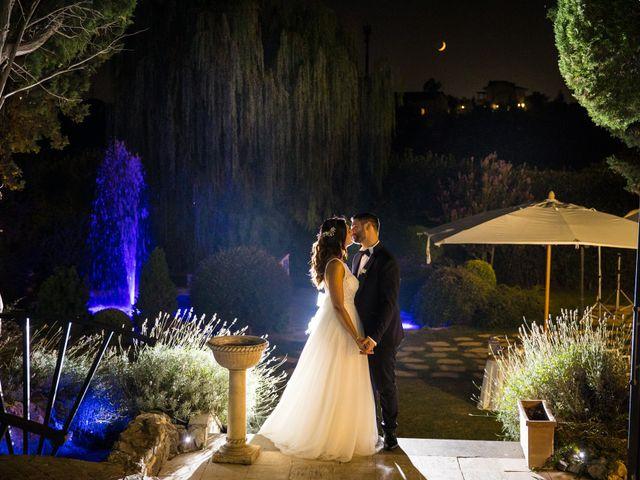 Il matrimonio di Simone e Giulia a Frascati, Roma 14