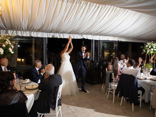 Il matrimonio di Simone e Giulia a Frascati, Roma 15
