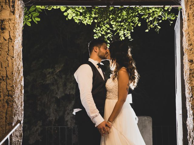 Il matrimonio di Simone e Giulia a Frascati, Roma 20