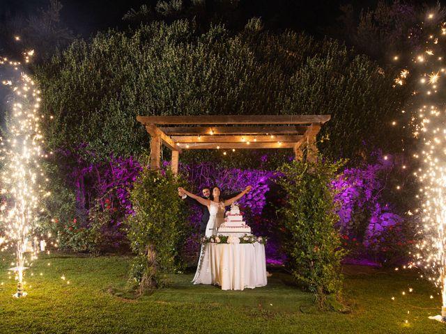 Il matrimonio di Simone e Giulia a Frascati, Roma 25