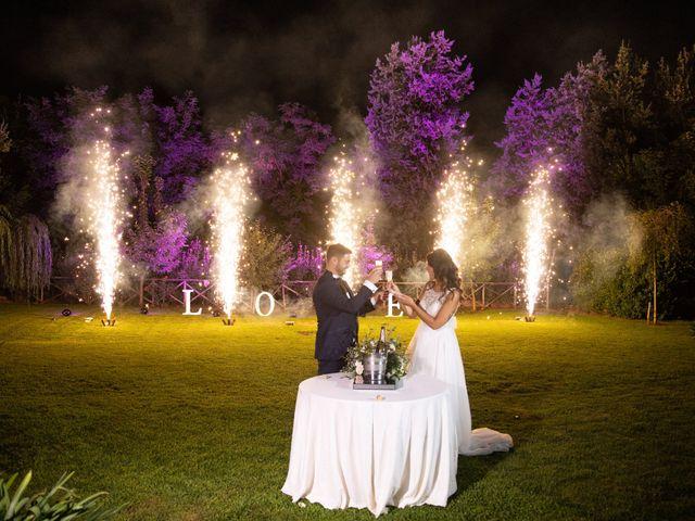 Il matrimonio di Simone e Giulia a Frascati, Roma 27