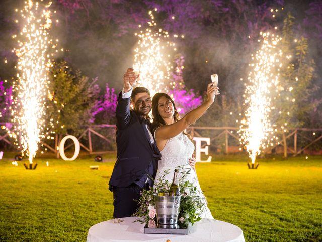 Il matrimonio di Simone e Giulia a Frascati, Roma 28
