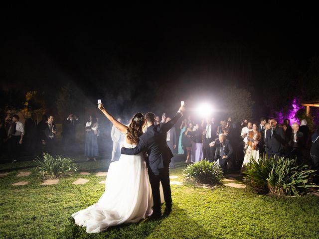 Il matrimonio di Simone e Giulia a Frascati, Roma 31