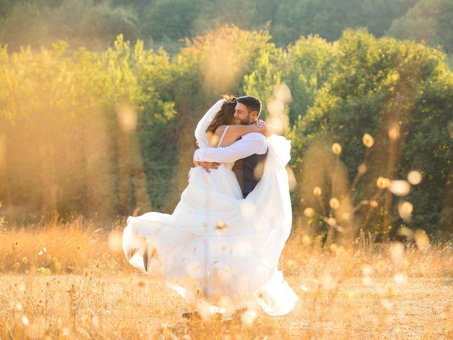 Il matrimonio di Simone e Giulia a Frascati, Roma 34