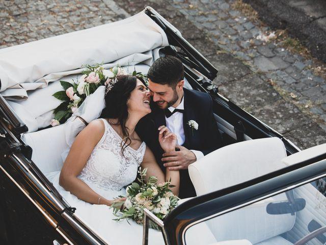 Il matrimonio di Simone e Giulia a Frascati, Roma 35