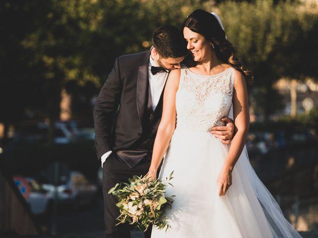 Il matrimonio di Simone e Giulia a Frascati, Roma 36