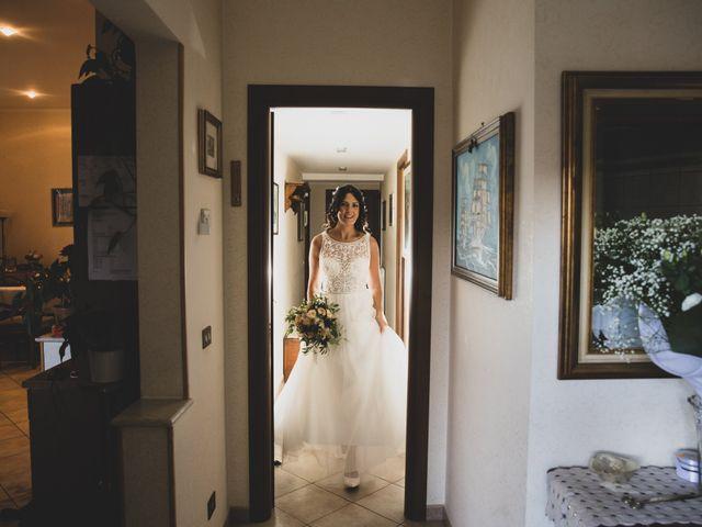 Il matrimonio di Simone e Giulia a Frascati, Roma 47