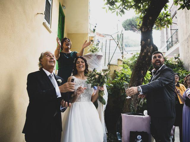 Il matrimonio di Simone e Giulia a Frascati, Roma 48