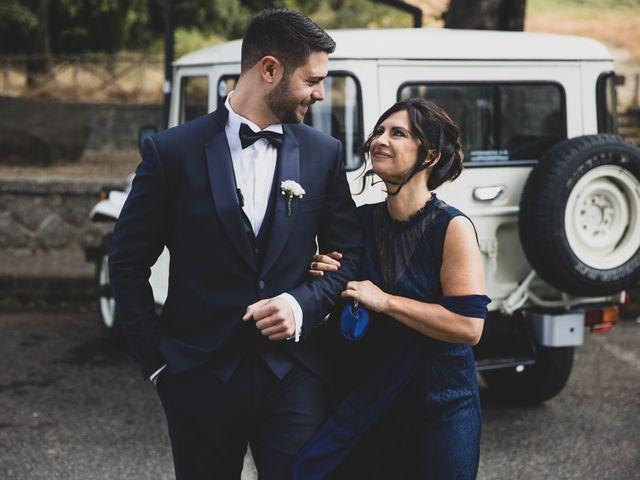 Il matrimonio di Simone e Giulia a Frascati, Roma 49