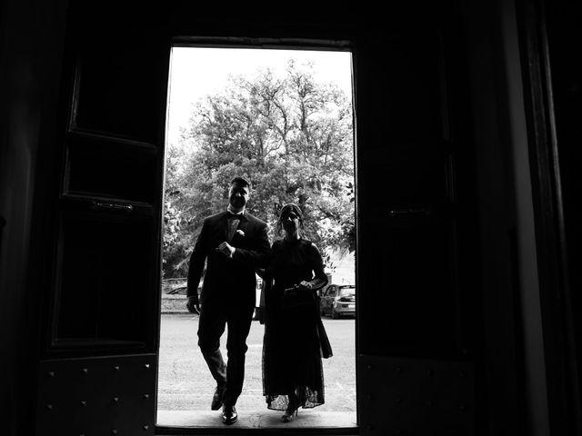Il matrimonio di Simone e Giulia a Frascati, Roma 50