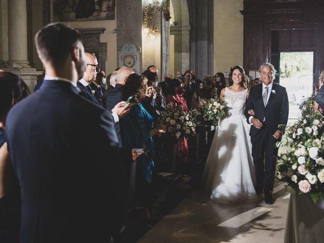 Il matrimonio di Simone e Giulia a Frascati, Roma 52