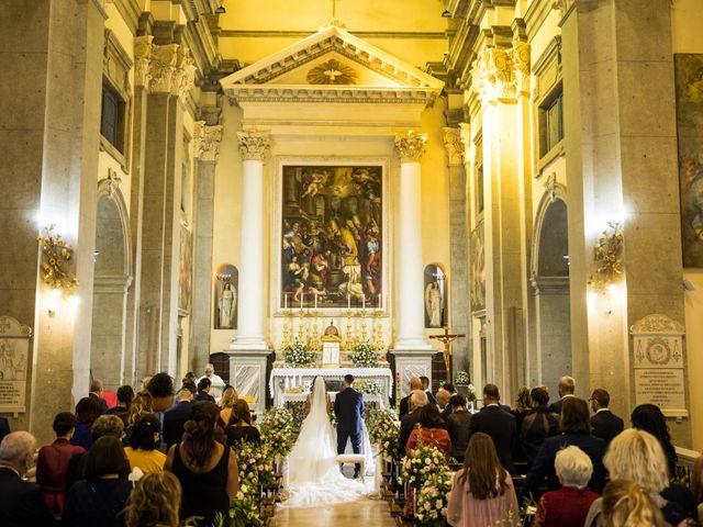 Il matrimonio di Simone e Giulia a Frascati, Roma 54