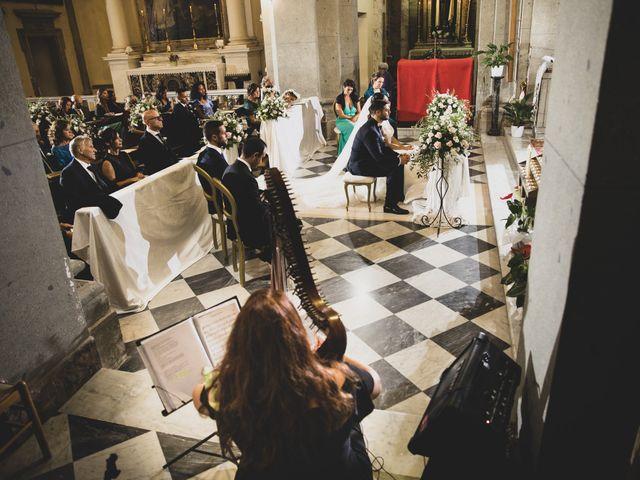 Il matrimonio di Simone e Giulia a Frascati, Roma 56