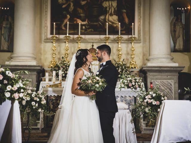 Il matrimonio di Simone e Giulia a Frascati, Roma 57