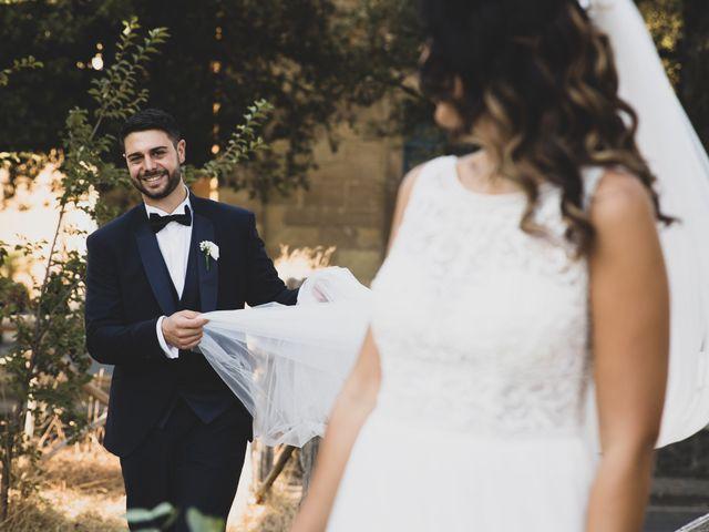 Il matrimonio di Simone e Giulia a Frascati, Roma 61