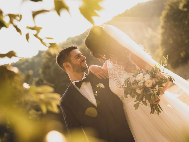 Il matrimonio di Simone e Giulia a Frascati, Roma 62
