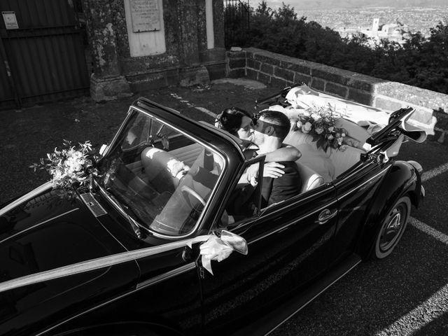 Il matrimonio di Simone e Giulia a Frascati, Roma 66