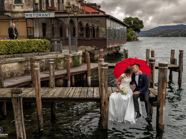 le nozze di Iacinta e Iulian