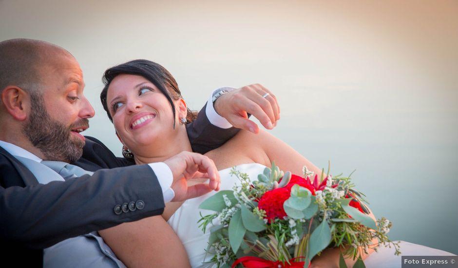 Il matrimonio di Alessandro e Sara a Bondeno, Ferrara