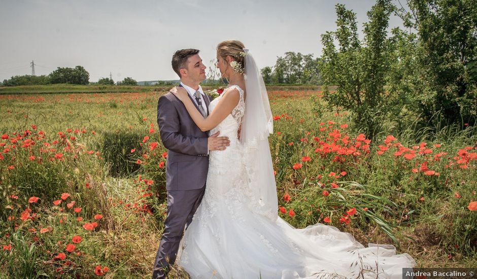 Il matrimonio di Antonio e Viviana a Mede, Pavia