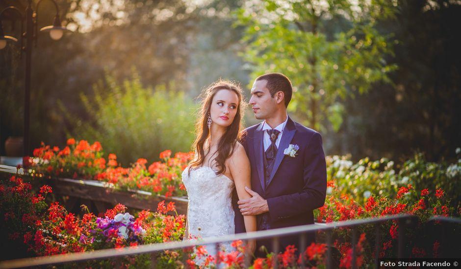 Il matrimonio di Dario e Alessia a Palaia, Pisa