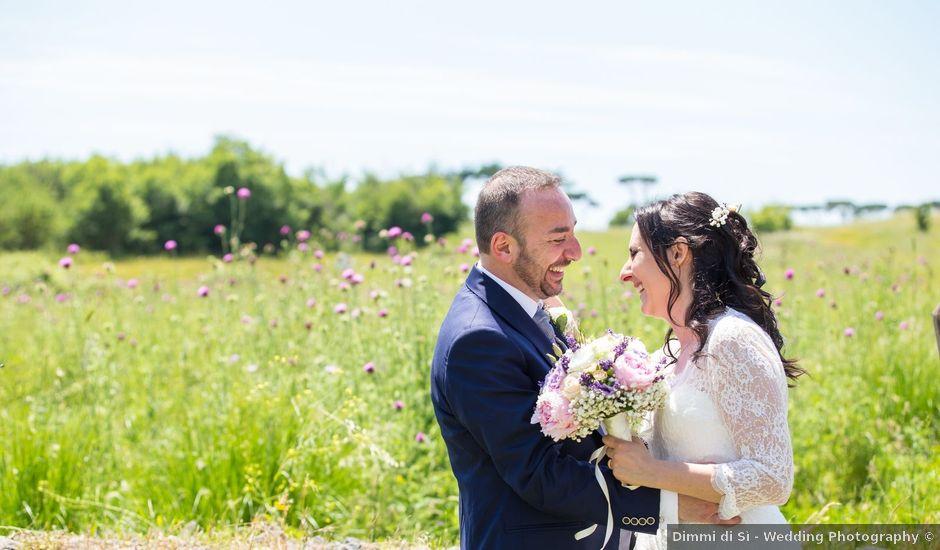 Il matrimonio di Roberto e Francesca a Roma, Roma
