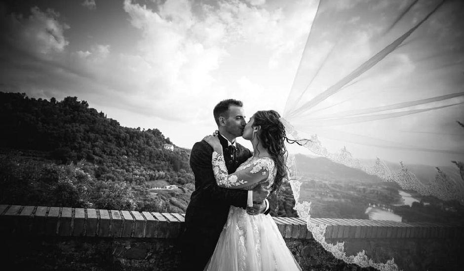 Il matrimonio di Mattia e Lucia a Aulla, Massa Carrara