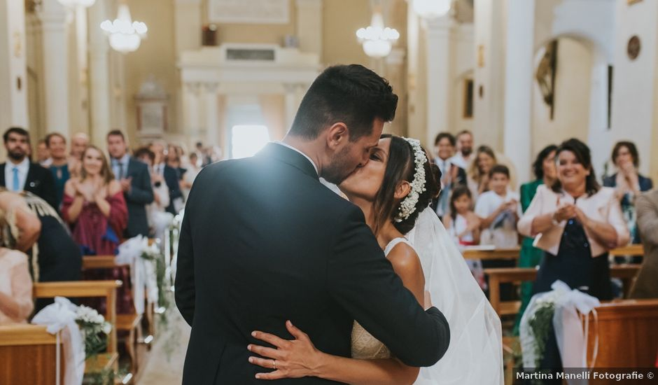 Il matrimonio di Gianluca e Alessandra a Ravenna, Ravenna