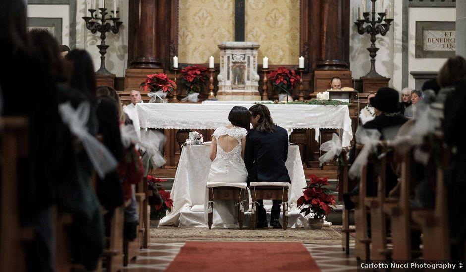 Il matrimonio di Francesco e Laura a Firenze, Firenze