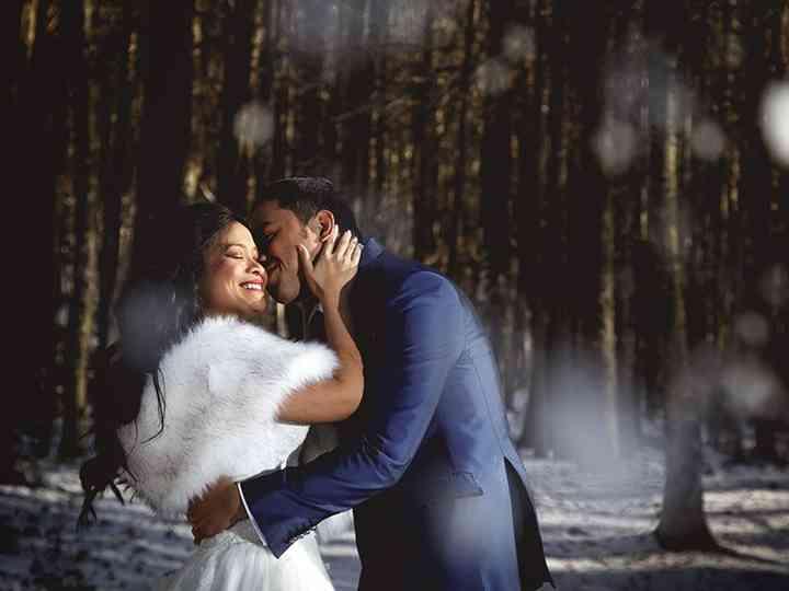 le nozze di Jera e Vincent