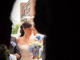 Le nozze di Claudia e Sam 1