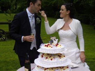 Le nozze di Claudia e Sam