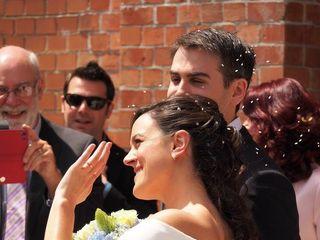 Le nozze di Claudia e Sam 3